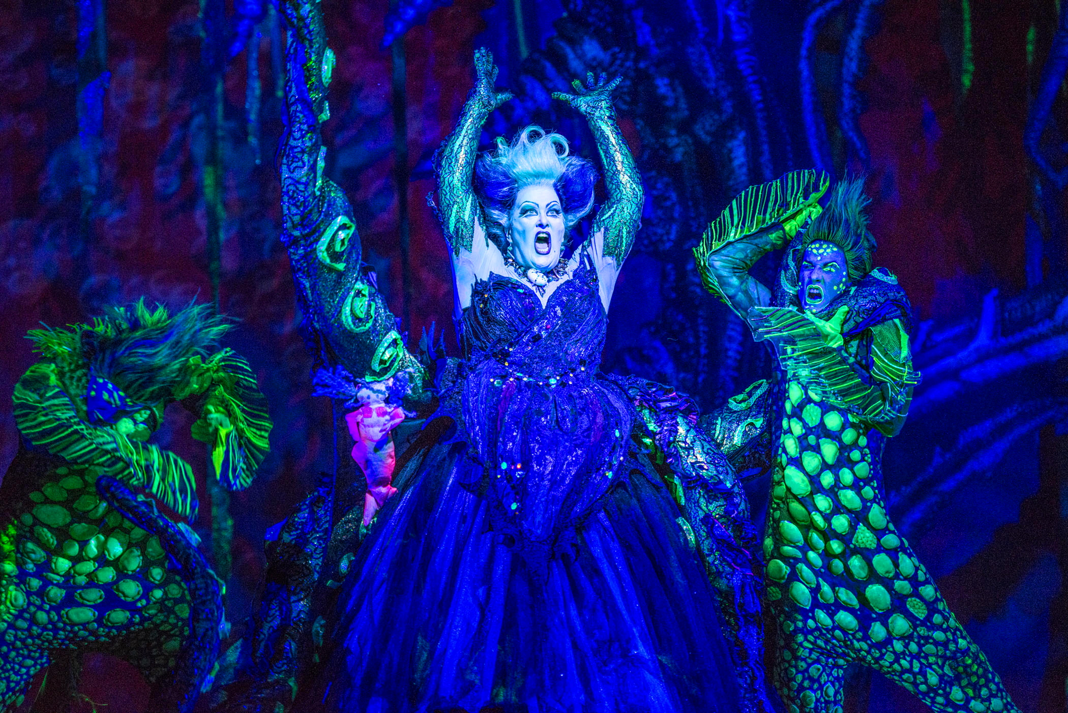 Review The Little Mermaid Drama Queen