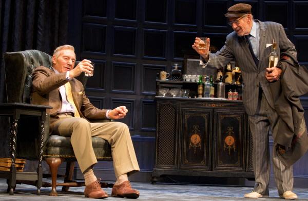No Man's Land Cort Theatre