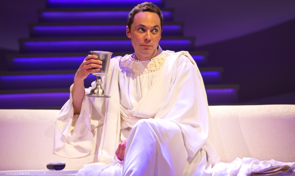 Act Of God - Jim Parsons chalice