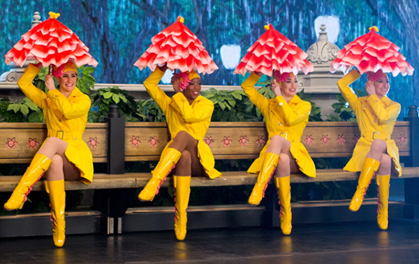 Rockettes New York Spectactular